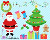 Christmas Bright Clip Art
