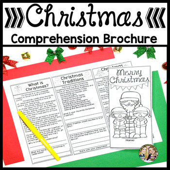 Christmas Brochure Tri-folds