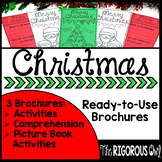 Christmas Brochure Tri-fold Bundle