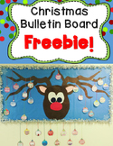Christmas Bulletin Board Freebie
