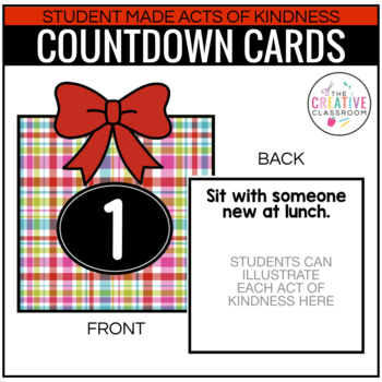 Christmas Bulletin Board Set