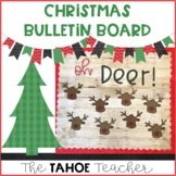 Christmas Bulletin Board | With Writing Prompt