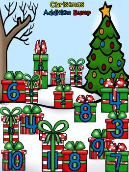 Christmas Bump {{ 2 dice addition}}