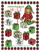 Christmas Bump-Basic Addition and Subtraction Facts
