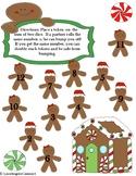 Christmas Bump Game Addition & Subtraction Bundle