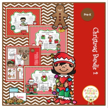 Christmas Bundle 2 - 124 pages