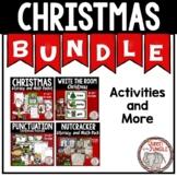 Christmas Activities: Literacy and Math Bundle