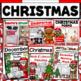 Christmas Bundle! HUGE set of 8 Christmas Products (Math, Literacy, Craft)