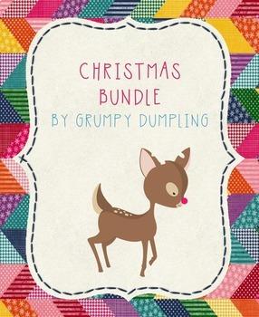 Christmas Bundle (90+ pages)