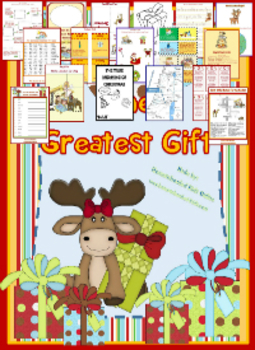 Christmas Bundle / Advent 2013 AND The Greatest Gift