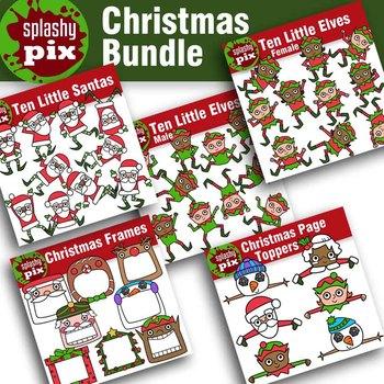 Christmas Bundle Clipart