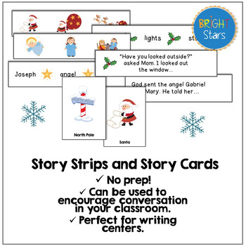 Christmas NO PREP Activity Bundle for Young Learners