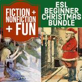Christmas Bundle - ESL Beginner: Little Match Girl + Nonfi