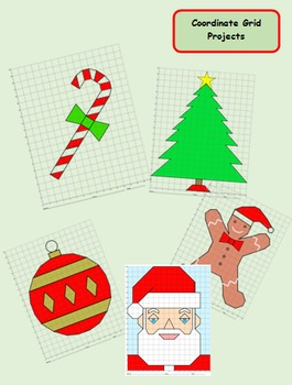 Christmas Bundle Mystery Picture (Grades 3 to 6)