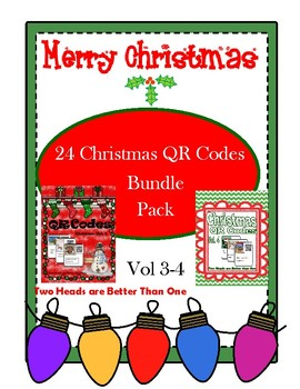 Christmas Bundle Pack Vol 3-4