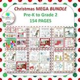 Christmas Bundle Pre-K to Grade 2