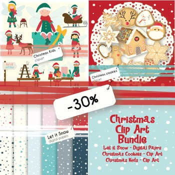 Christmas Bundle {Save 30%}