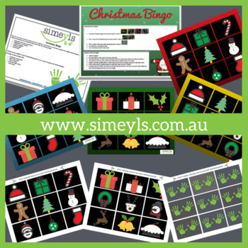 Christmas Bundle, Support NQF & EYLF