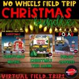 Christmas Bundle- Virtual Field Trips - Distance Learning