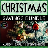 Christmas Bundle for Autism Early Intervention