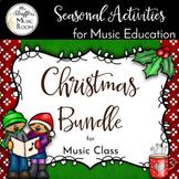 Christmas Bundle for Music Class