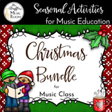 Christmas Bundle for Music Class