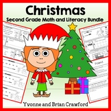 Christmas Bundle for Second Grade Endless