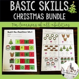 Christmas Bundle for Special Education