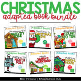 Christmas Bundle of Adapted Books [Level 1 and Level 2] Fi