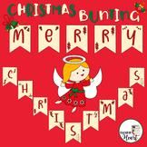 Christmas Bunting