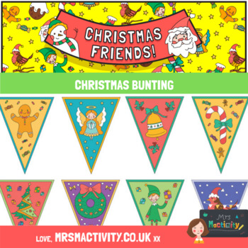 Christmas Bunting Collection