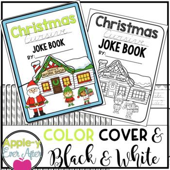 Christmas CURSIVE Joke Book