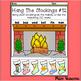 Christmas CVC Words Activity, Hang The Stockings