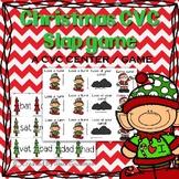 Christmas CVC Slap Game
