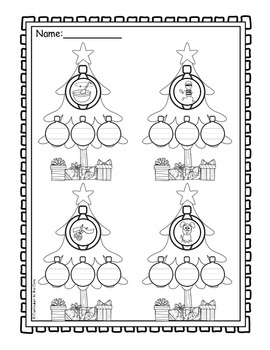 Christmas CVC Trees