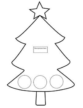 Christmas CVC Word Work