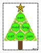 Christmas CVC Words