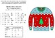 Christmas Calculated Coloring (Substitution)