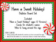 Christmas Candy Bulletin Board Set. Have a Sweet Holiday!