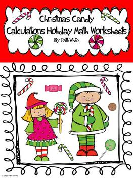 Christmas Candy Calculations