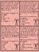 Christmas Candy Cane Context Clues