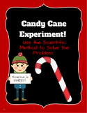 Christmas Candy Cane Experiment!