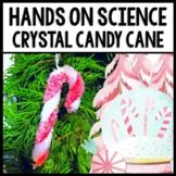 Christmas Candy Cane Ornament - Procedural Write - Special Education