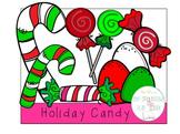 Christmas Candy Clip Art