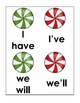 Christmas Candy Contractions