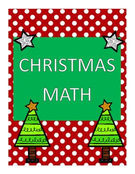 Christmas Candy Math