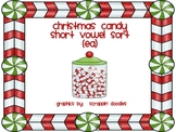 Christmas Candy Vowel Sort  (ea)