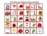 Christmas Capers Describing Game