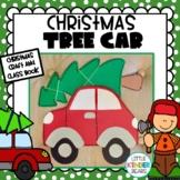 Christmas Car:  Christmas Tree farm: Christmas Craft, December crafts
