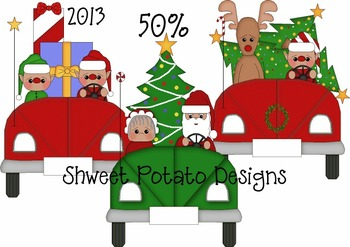 Christmas Car Lot